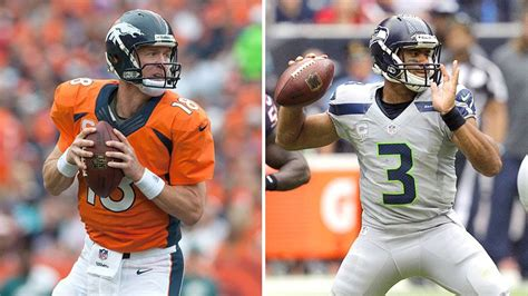 denver broncos potentially  scary matchup   seattle