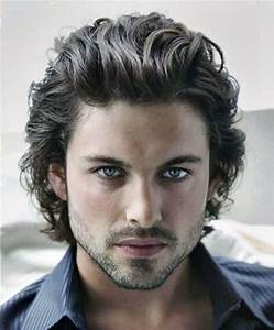 Adorable Best Hairstyles For Men With Thick Wavy Hair