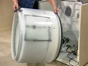 How To Replace A Dryer Belt