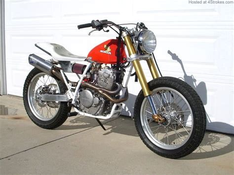 flat tracker motorcycles http www 4strokes articles honda flatrack motorcycles