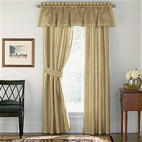 jcpenney window drapes jcpenney madrid window treatments shopstyle panels