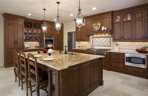 african persa granite kitchen traditional  stainless
