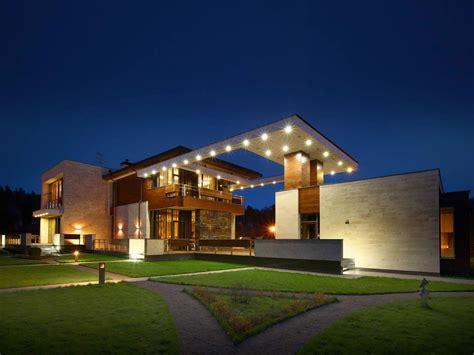 Contemporary House  Architecture Magazine
