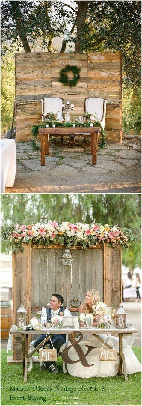 ideas  sweetheart table decor  pinterest