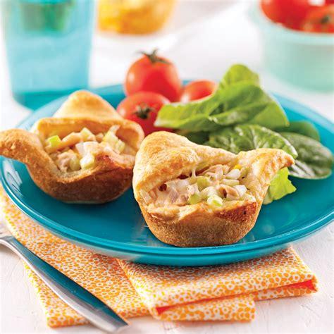 cuisine recettes pratiques tartelettes au thon recettes cuisine et nutrition pratico pratique