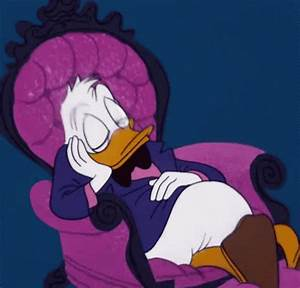 Sleeepyyy Heaaaaaaaaaad GIF - DonaldDuck Sleepy Tired ...