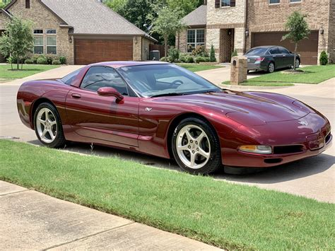 2003 Chevrolet Corvette 50th Anniversary - J Anthony's ...
