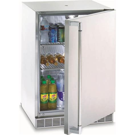 lynx lbf  outdoor refrigerator   cu ft capacity beverage dispenser convertible