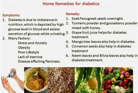 home remedies  diabetes womans vibe