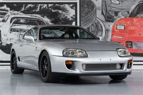 Jdm 1993 Toyota Supra Twin Turbo For Sale On Bat Auctions