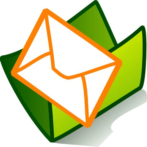 email clipart mail folder clip at clker vector clip
