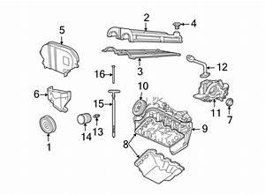 Ford Escape Engine Valve Cover Gasket  2 0 Liter  2 0l Dohc  W  O Svt  Escape  Focus  W