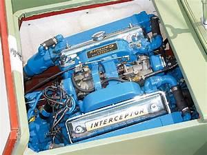 Vintage Engines  Fomoco Y-blocks