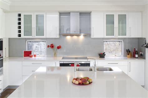 Kitchen Design Ideas In White