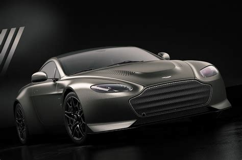 Limited-run Aston Martin V12 Vantage V600 Revealed With