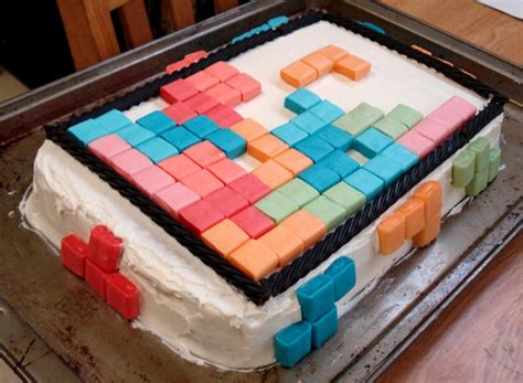 Cakes with Starburst Candy