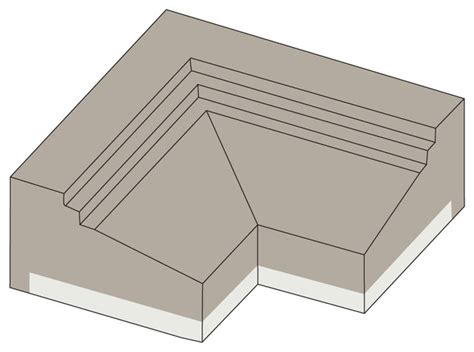 moldings craftsman accent trim and border tile