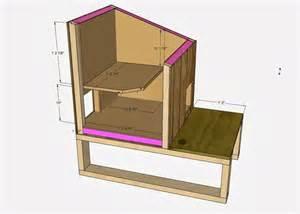 cat house plans 25 best ideas about cat house plans on 5