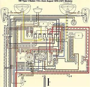 71 Vw Bus Wiring Diagram