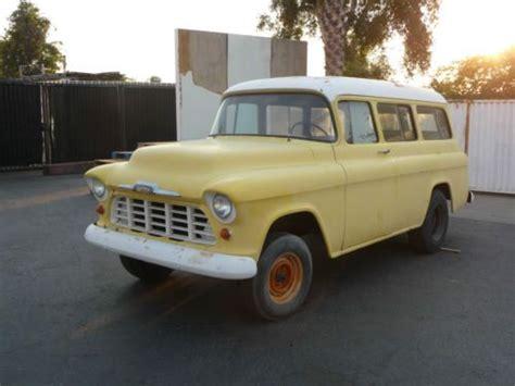 Buy Used 1956 Chevrolet Suburban Carryall, 1950,1955,1957