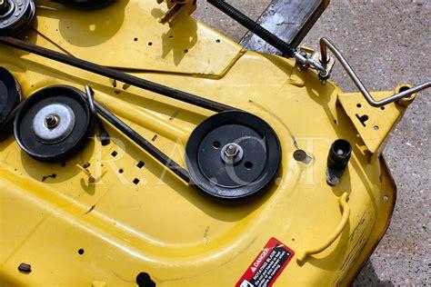 used mower decks for deere deere gt lx series 54 quot mower deck 325 345 355