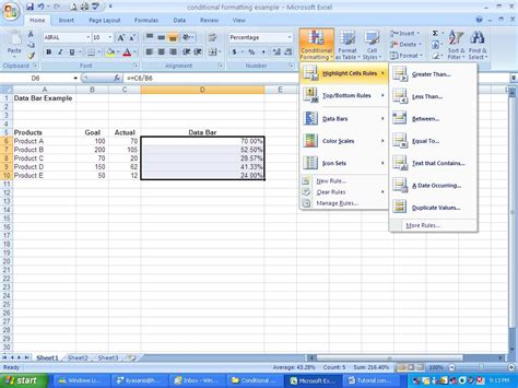 Format Tips by Excel Tips Tutorial How To Use Conditional Format In