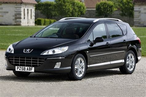 peugeot 407 price peugeot 407 sw estate from 2004 used prices parkers