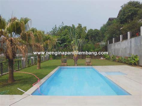 daftar sewa villa  bandung lembang  memiliki kolam