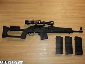 ARMSLIST - For Sale: Saiga 308 Rifle