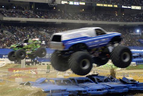monster truck show in las vegas monster truck show at racetrack in las vegas nevada image