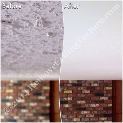 Asbestos In Popcorn Ceilings Canada by Removing Popcorn Ceilings Removeceilingtexture