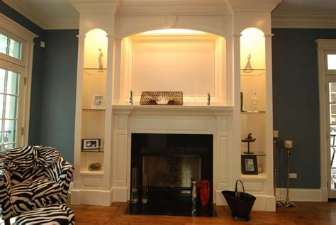 Fireplace With Bookcase Surround by Ten Ways To Add Custom Built In Bookcases To Your Home