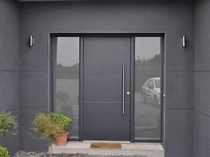 porte entree 2 ombre fenetre With capitonnage porte d entrée