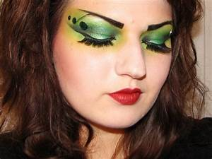 Sexy Green Witch Makeup for Halloween - YouTube