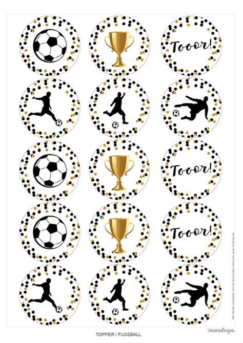 fussball printables kostenlos zum ausdrucken