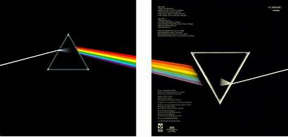 Album Iconic Covers Most Moon Dark Side
