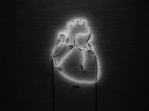 jet black heart gif tumblr