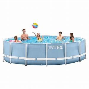 Bauhaus Pool Zubehör : intex frame pool set prism rondo durchmesser 457 cm h he 107 cm 14 6 m bauhaus ~ Sanjose-hotels-ca.com Haus und Dekorationen