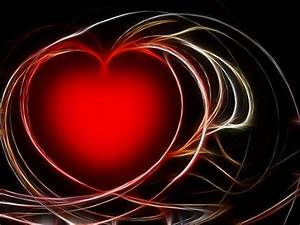 Heart Fractals Graphic · Free image on Pixabay