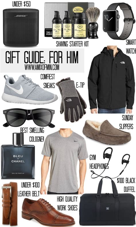 Gifts For Him by Ultimate Gift Guide For Him Amixofmin