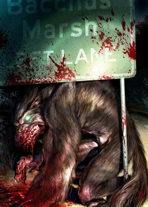 werewolf poster  storenvy