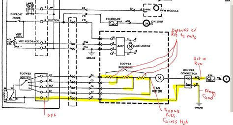 Charging System Wiring Diagram For 1998 Jeep Wrangler by 1997 Jeep Grand Tsi 4 0 6cyl When I Turn On The