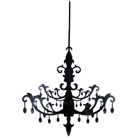 chandelier silhouette clip cliparts co
