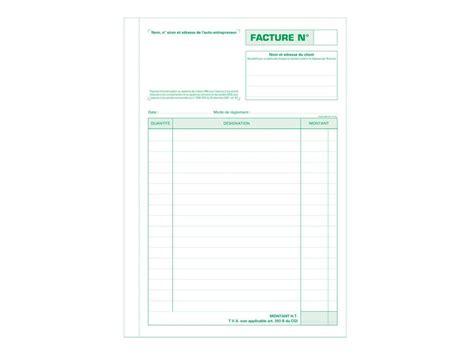 calculatrice bureau exacompta livre de factures commerciales 50 feuilles