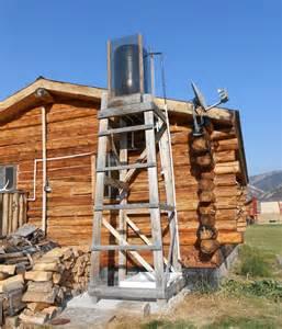 Homemade Solar Outdoor Shower Ideas