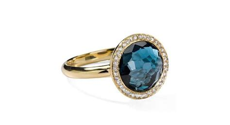 20 engagement rings that are not made from diamonds crazyforus