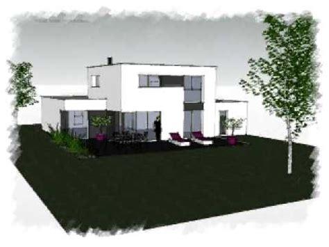 arteco 283 maison contemporaine toit plat