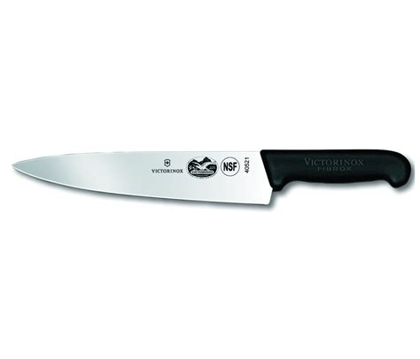 knives for the kitchen amazon victorinox 47521 fibrox 10 quot chef 39 s knife 23 78