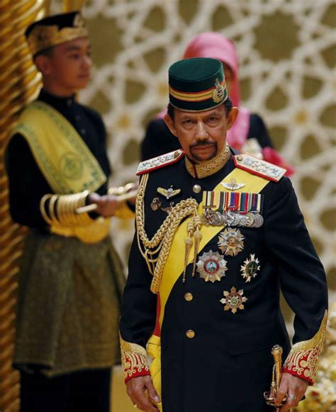 Sultan Of Brunei 39 S Son Prince Abdul Malik Got Married And
