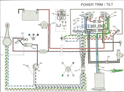 Power Trim Wiring Diagram by Q How Do You Trouble Shoot The Power Trim Tilt Electrical